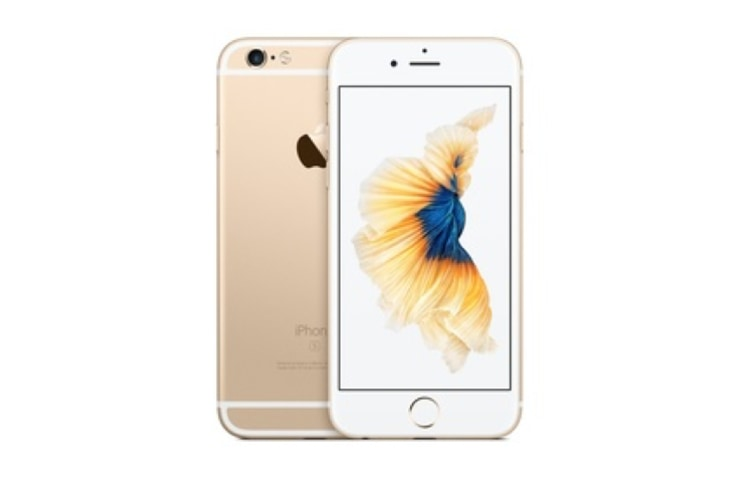 iPhone 6s - Gold 64GB - Refurbished Excellent Condition