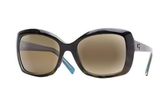 Maui Jim Orchid - Tortoise with Peacock (HCL Bronze Polarised lens) Womens Sunglasses