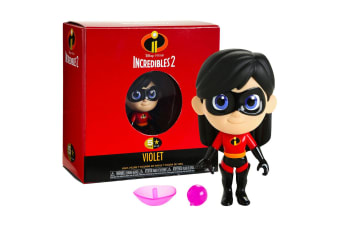Incredibles 2 Violet 5-Star Vinyl