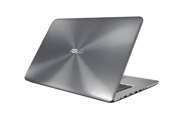 "ASUS 17.3"" Core i7-7500U 8GB RAM 1TB HDD +128GB SSD 940MX 2GB Full HD Notebook (K756UQ-T4340R)"