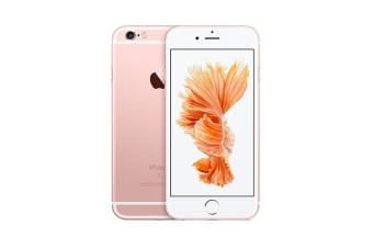Apple iPhone 6s (128GB, Rose Gold)
