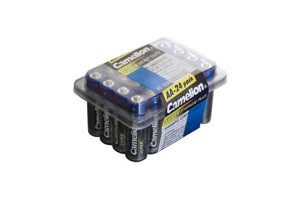 Camelion Aa Super Heavy Duty - 24 Pack