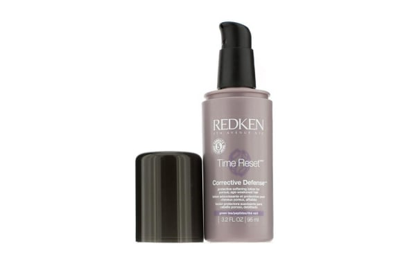 Redken Time Reset Corrective Defense Protective Softening Lotion (For Porous, Age-Weakened Hair) (95ml/3.2oz)