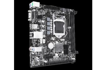 Gigabyte GA-B75M-S mATX MB LGA1155 2xDDR3 VGA 2xPCIe GbE LAN 4xSATA3 8xUSB2 2xPS2 Unique On/Off Charge Intel HD Graphics 3000 ~GA-B75M-D3H