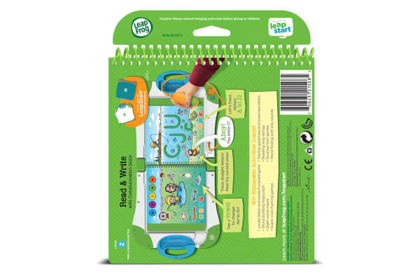 LeapFrog LeapStart Mr. Pencil's Read and Write Book