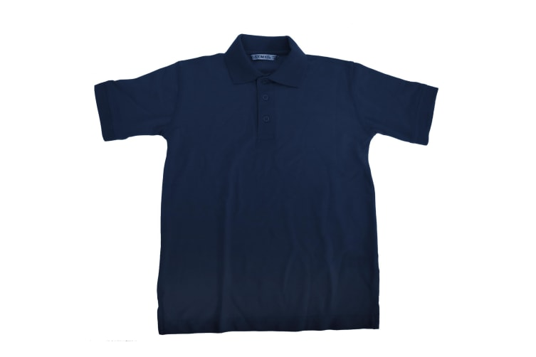Kustom Kit Klassic Childrens Superwash 60 Polo Shirt (Pack of 2) (Navy Blue) (11-12)