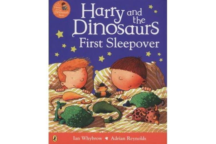 Harry & the Dinosaurs First Sleepover