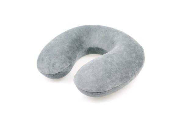 orbis memory foam travel neck pillow - Memory Foam Neck Pillow