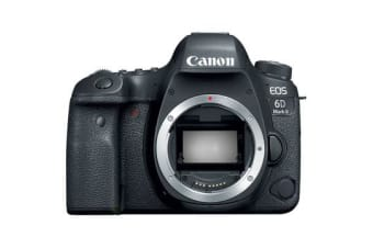 New Canon EOS 6D Mark II Body Digital Cameras (FREE DELIVERY + 1 YEAR AU WARRANTY)