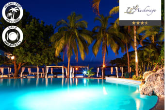 FIJI: 5 Nights at Anchorage Beach Resort for Two