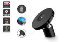 Kogan Nano Grip Car Qi Charger - (KANANOCARQA) - Manual