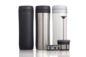 Espro Coffee Travel Press 450ml Black