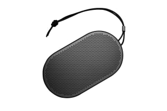 B&O BeoPlay P2 Portable Bluetooth Speaker (Black)