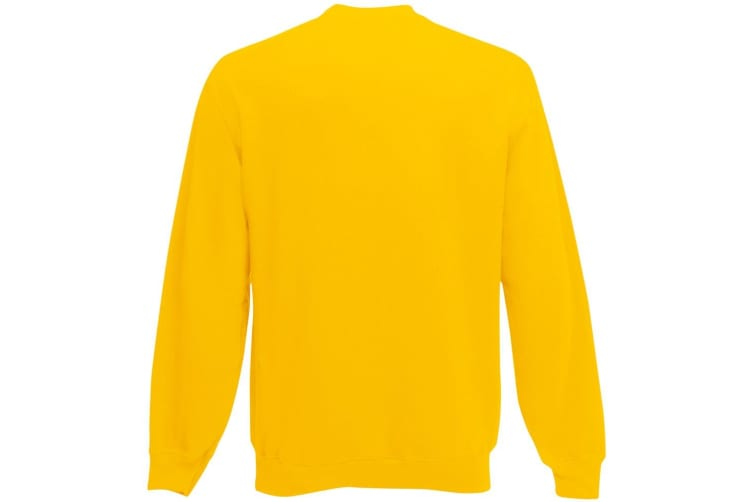 Mens Jersey Sweater (Gold) (X Large)