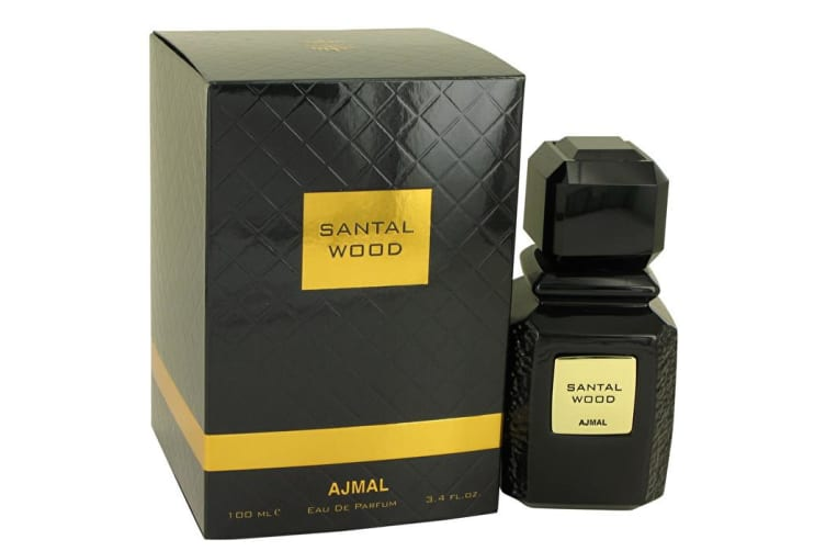 Ajmal Santal Wood Eau De Parfum Spray (Unisex) 100ml