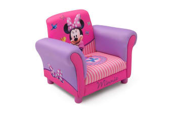 Delta Children Minnie Mouse Upholstered Chair