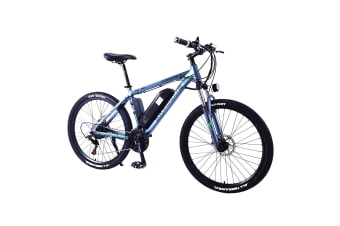 AKEZ 350W 36V Classic Mountain Motorized Bicycle Road Electric Bike eBike Alloy Frame 26""