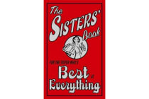 The Sisters' Book - For The Sister Who's Best At Everything