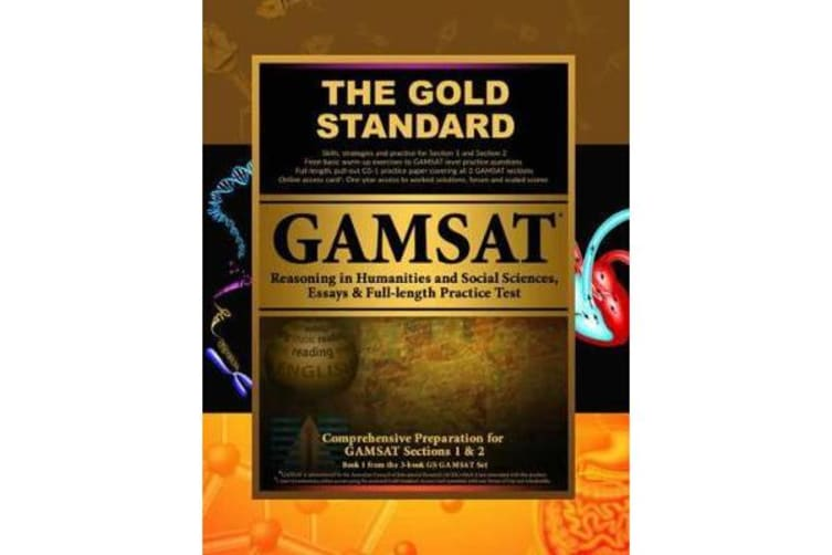 GAMSAT Reasoning in Humanities and Social Sciences, Essays & Full-length  Exam - GAMSAT Section 1 & 2: Learn, Review, Practice