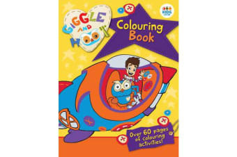 Giggle and Hoot Colouring Book (new edition)