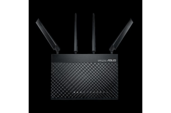 ASUS 4G-AC68U AC1900 Wireless LTE Modem Router, 3G/4Gsupport, Gigabit Ethernet