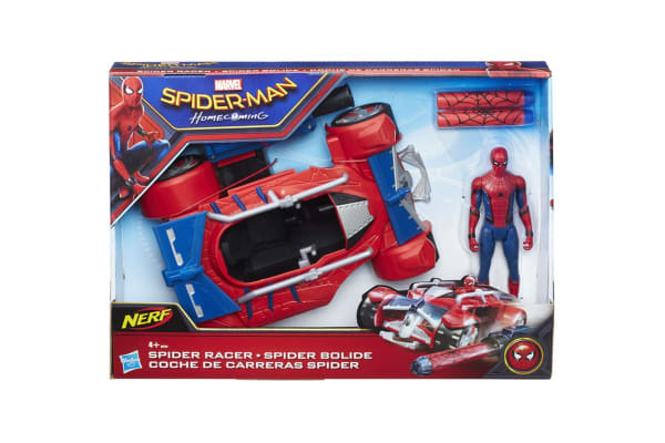 Spider-Man Homecoming Spider Racer