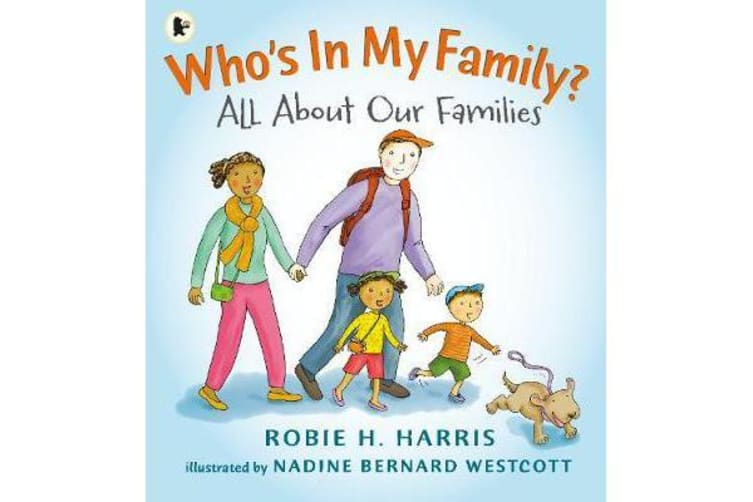 Who's In My Family? - All About Our Families