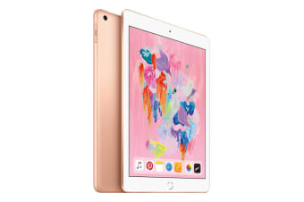 "Apple iPad 2018 A1954 9.7"" WiFi + Cellular 32GB - Gold"