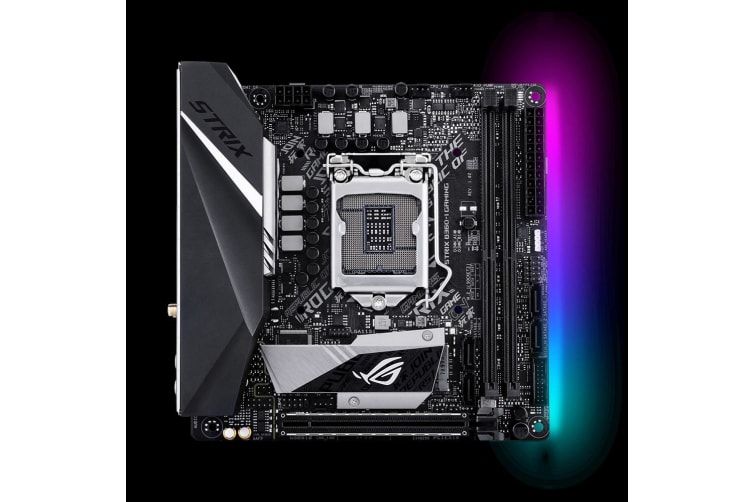 ASUS INTEL MOTHERBOARD ROG STRIX B360-I GAMING SOCKET 1151 B360 CHIPSET 2X