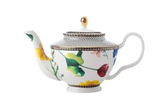 Maxwell & Williams Teas & C's Contessa Teapot with Infuser 500ml White