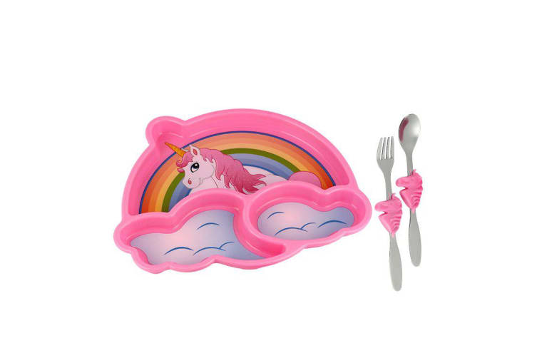 Urban Trend Me Time Meal Set Unicorn
