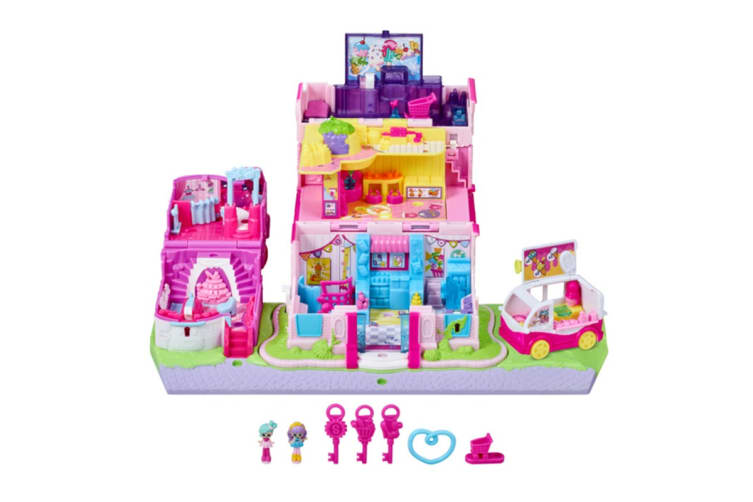 Shopkins Lil' Secrets Secret Small Mall Playset