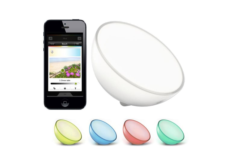 Philips Hue GO LED Light Portable Lamp Wireless Lighting for iPhone IOS/Android