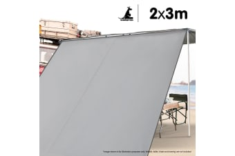 Wallaroo 2m x 3m Car Awning Extension
