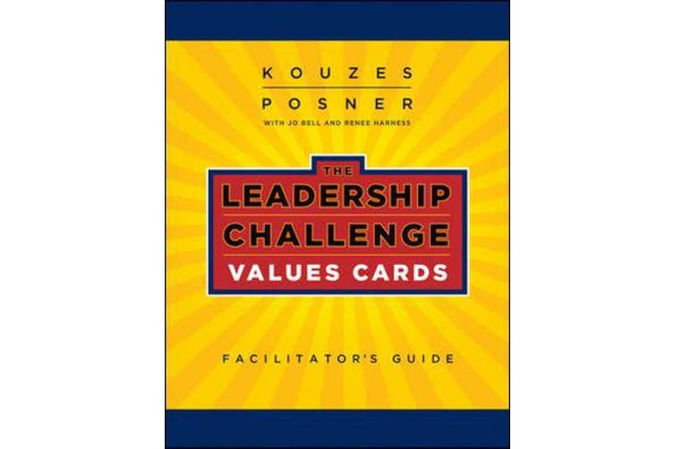 The Leadership Challenge Workshop - Values Cards