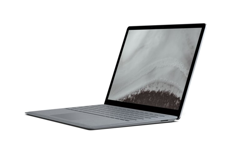 Microsoft Surface Laptop 2 (128GB, i5, 8GB RAM, Platinum) - AU/NZ Model