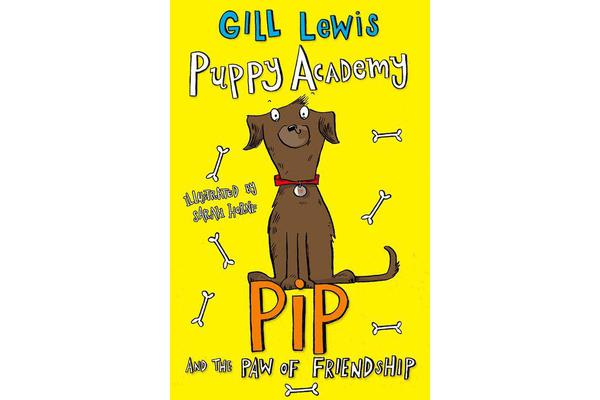 Puppy Academy - Pip and the Paw of Friendship