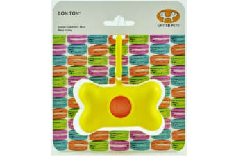 Bon Ton Macaron Yellow Poop Bag Holder