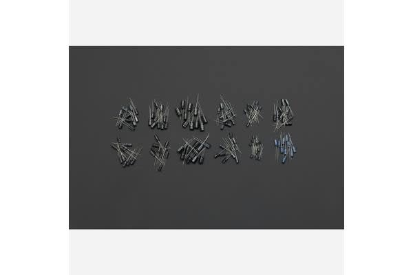 Aluminum Electrolytic Capacitor Pack-100 PCS