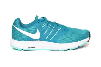 Nike Women's Run Swift Running Shoe (Turbo Green/White/Aurora Green, Size 7 US)