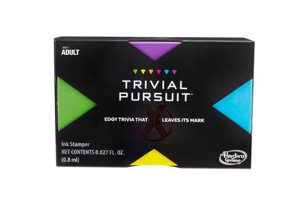 Hasbro Trivial Pursuit X (18+)