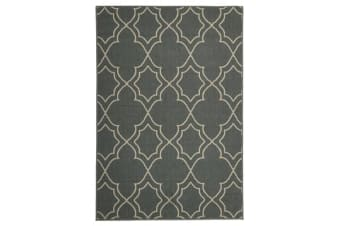 Casablanca Teal Outdoor Rug