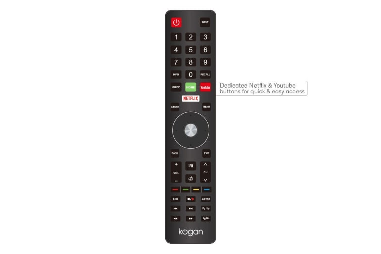 "Kogan 43"" Smart HDR 4K LED TV (Series 8, NU8010)"