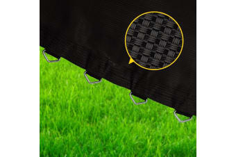 UP-SHOT 12ft Replacement Trampoline Mat - 72 Spring Round Spare Foot Parts
