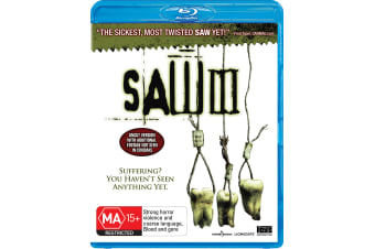 Saw III Blu-ray Region B