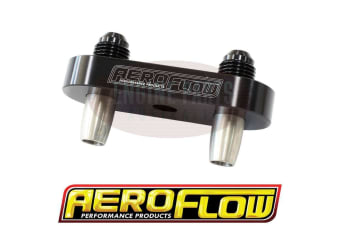 Aeroflow Aeroflow Ve, VF Trans Cooler Adapt Suits 6 Speed 6L80E -6AN