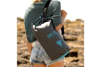 Dry Ice Insulated Cooler/Dry Bag 15L   Keeps Drinks Cool For 24Hrs!