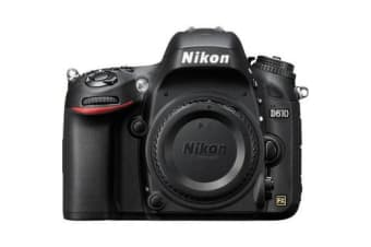Nikon D610 Digital SLR Camera (Body Only) Multiple languages