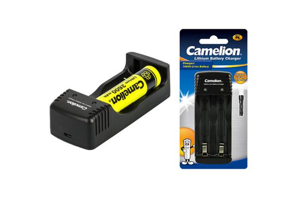 Camelion Usb Charger For 18650 Battery