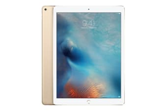 Apple iPad Pro 12.9 (128GB, Cellular, Gold)